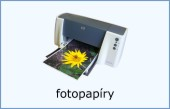 Fotopapíry
